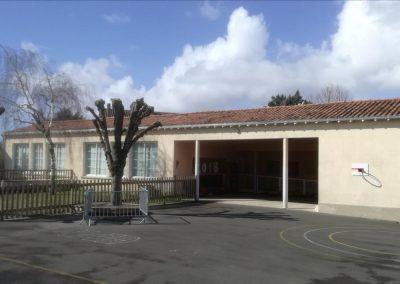 Saint-Hilaire La Palud (79) – Ecole